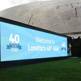 Loretto celebrates 40 years