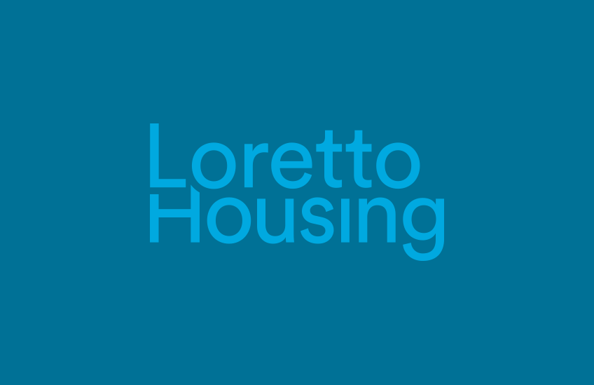 Loretto Housing logo