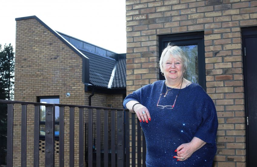 Helen Boyle says she's come full circle after moving into her new Shawbridge home