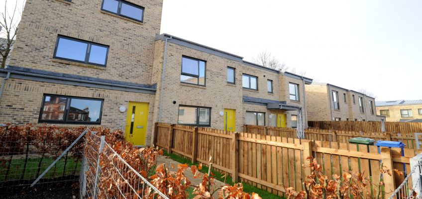 Loretto has great new homes in Glasgow's Lambhill area.