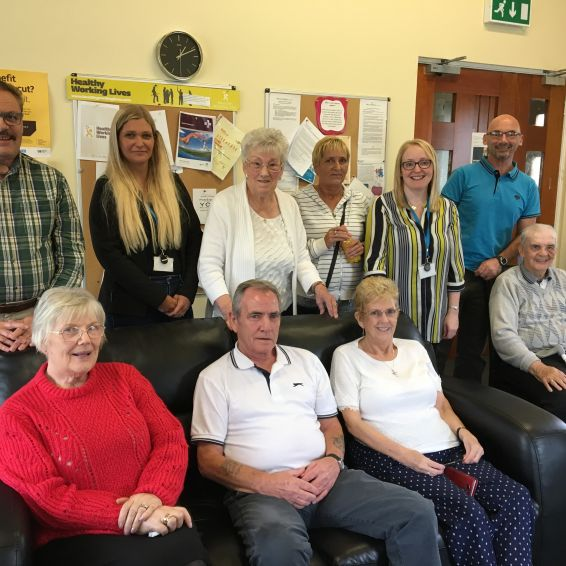 Blantyre tenants discuss how to improve their community