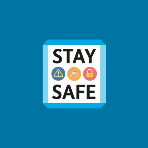 Stay Safe logo big
