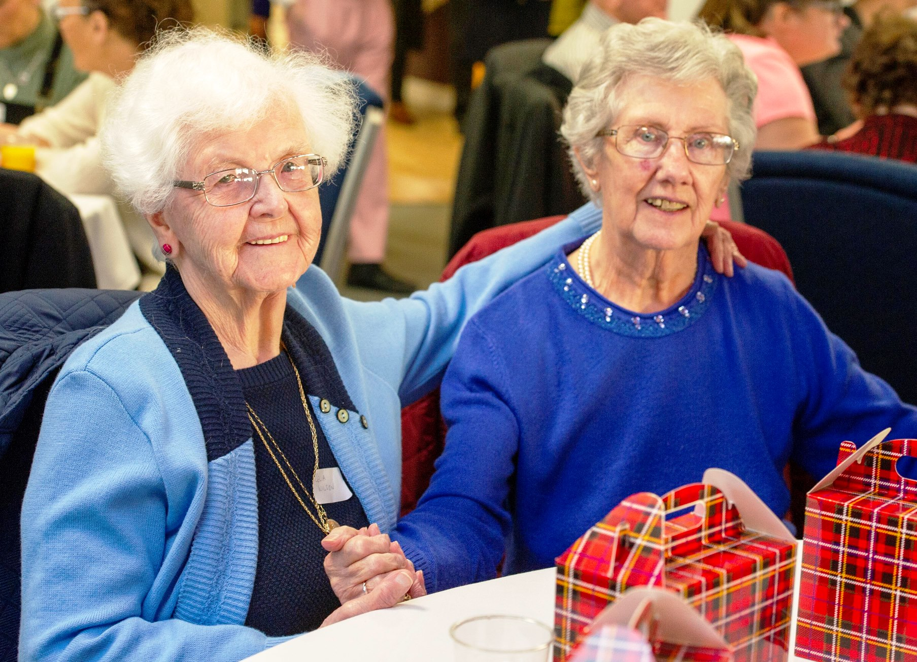 Loretto Housing held its AGM recently