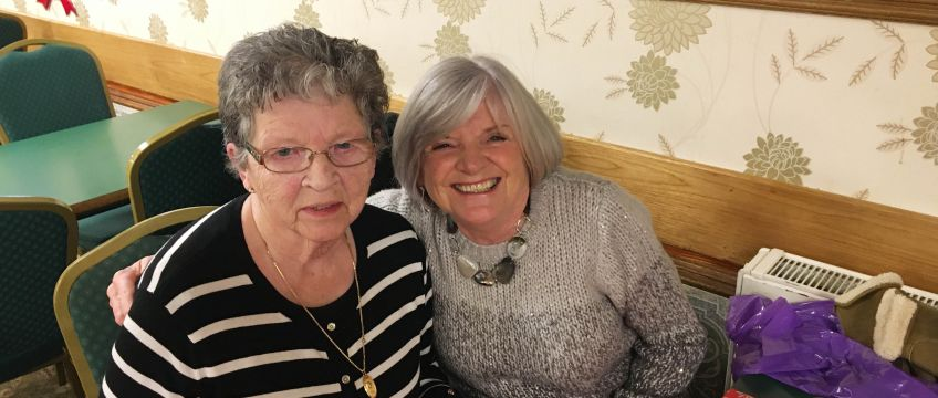 tenants in North lanarkshire get together