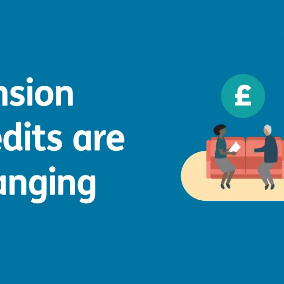 Pension Credits: important changes